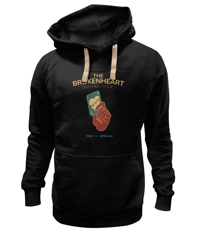 Толстовка Wearcraft Premium унисекс Printio The brokenheart social club the camel club