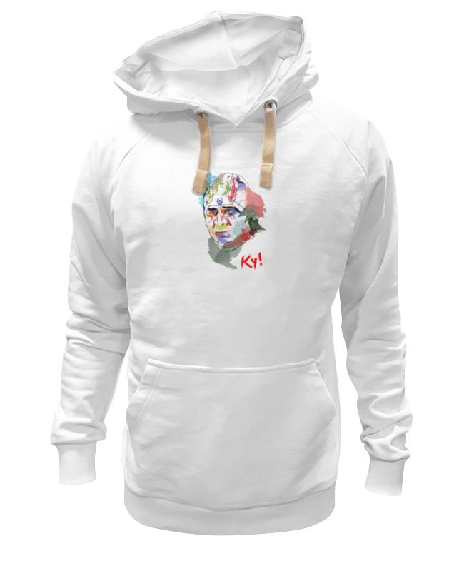 Толстовка Wearcraft Premium унисекс Printio Леонов кин-дза-дза футболка рингер printio леонов кин дза дза