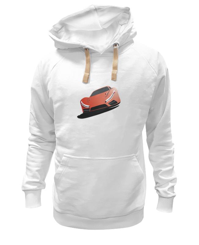 Толстовка Wearcraft Premium унисекс Printio Автомобиль цена