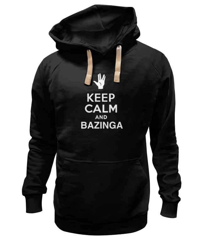 Толстовка Wearcraft Premium унисекс Printio Bazinga (the big bang theory) толстовка wearcraft premium унисекс printio bazinga базинга