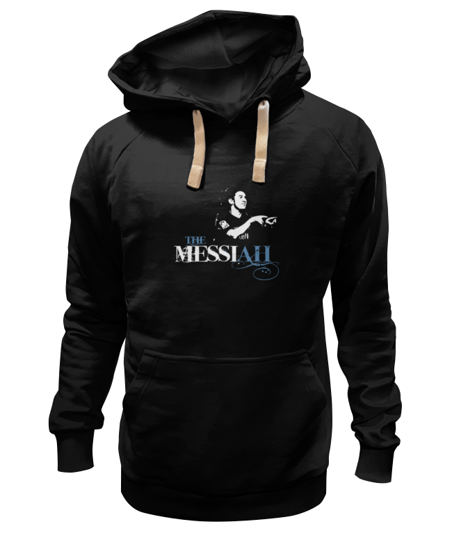 Толстовка Wearcraft Premium унисекс Printio The messiah толстовка wearcraft premium унисекс printio the messiah