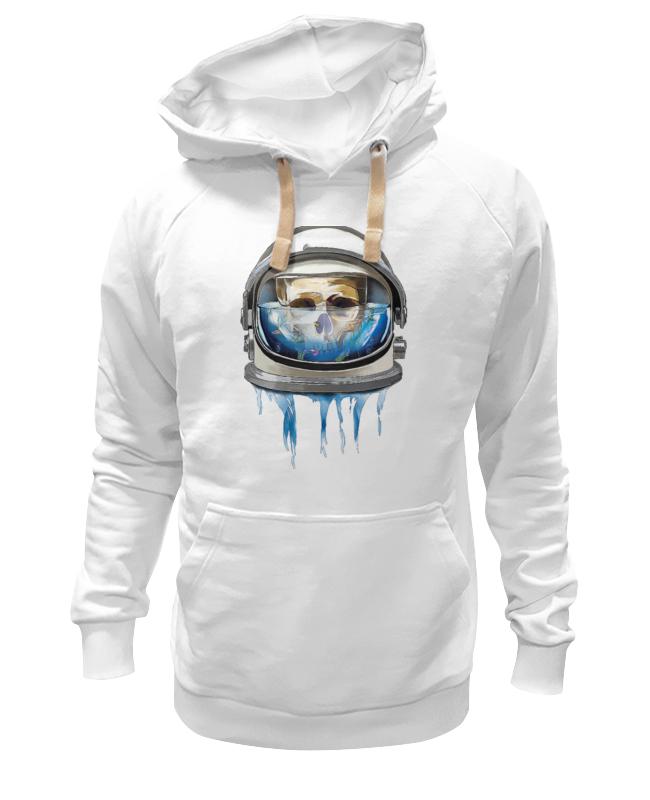 Толстовка Wearcraft Premium унисекс Printio Dead astronaut