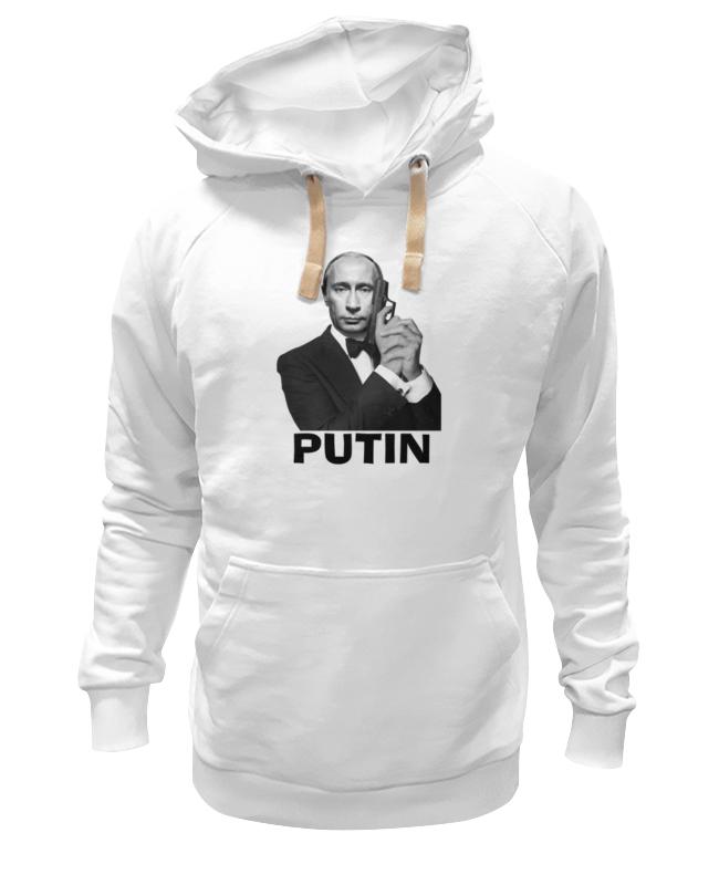 Толстовка Wearcraft Premium унисекс Printio Путин толстовка wearcraft premium унисекс printio путин 11 хоккеист