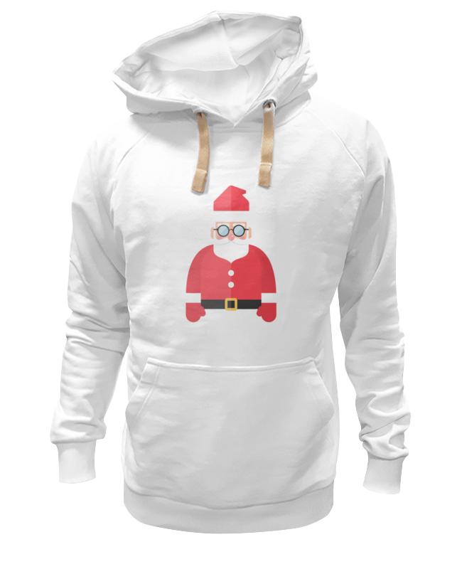 Толстовка Wearcraft Premium унисекс Printio Дед мороз толстовка wearcraft premium унисекс printio дед мороз строитель
