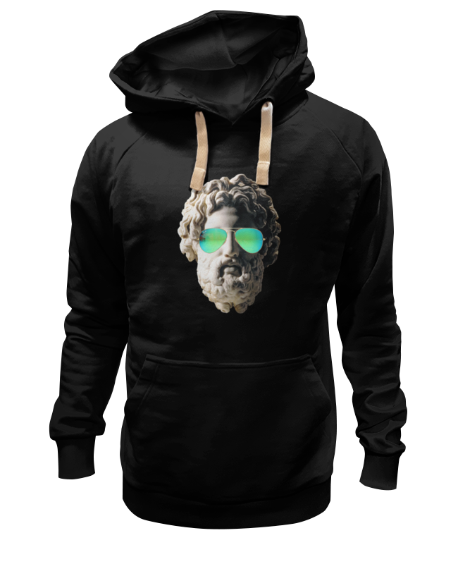 Толстовка Wearcraft Premium унисекс Printio Греческий бог футболка wearcraft premium printio греческий бог