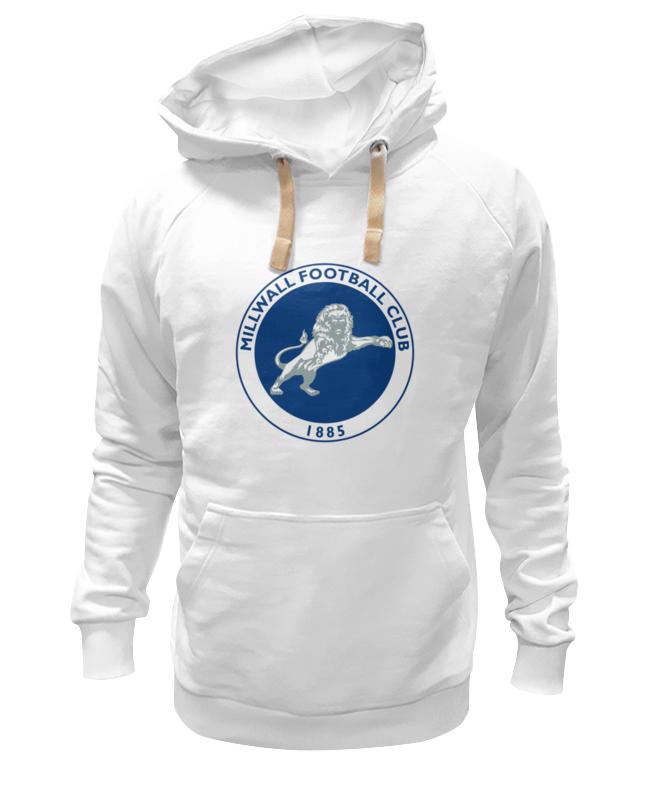 Printio Millwall fc logo hoodie недорго, оригинальная цена