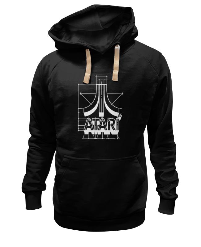 Толстовка Wearcraft Premium унисекс Printio Логотип атари - atari logo футболка wearcraft premium printio логотип атари atari logo