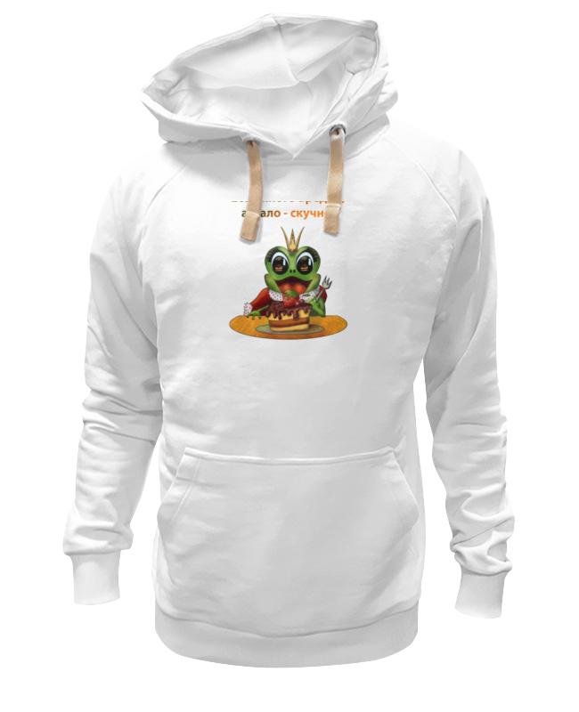 Толстовка Wearcraft Premium унисекс Printio Есть много вредно, а мало - скучно! футболка стрэйч printio есть много вредно а мало скучно