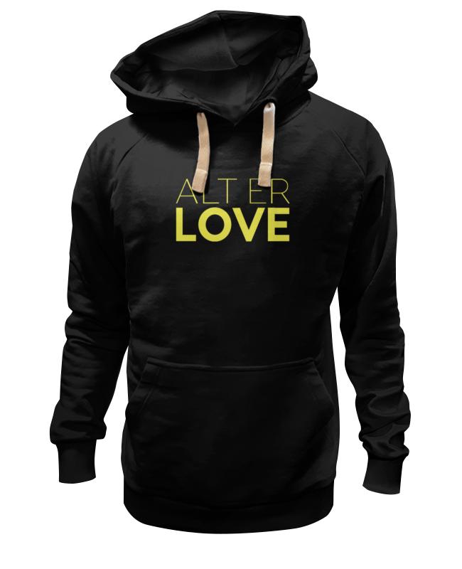 Толстовка Wearcraft Premium унисекс Printio Alter love футболка wearcraft premium printio alter love
