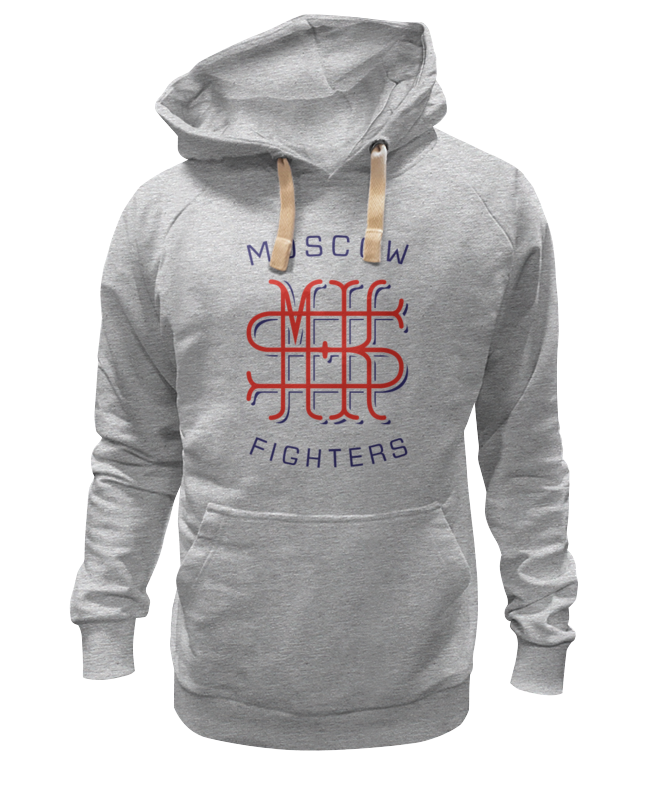 Толстовка Wearcraft Premium унисекс Printio Moscow fighters