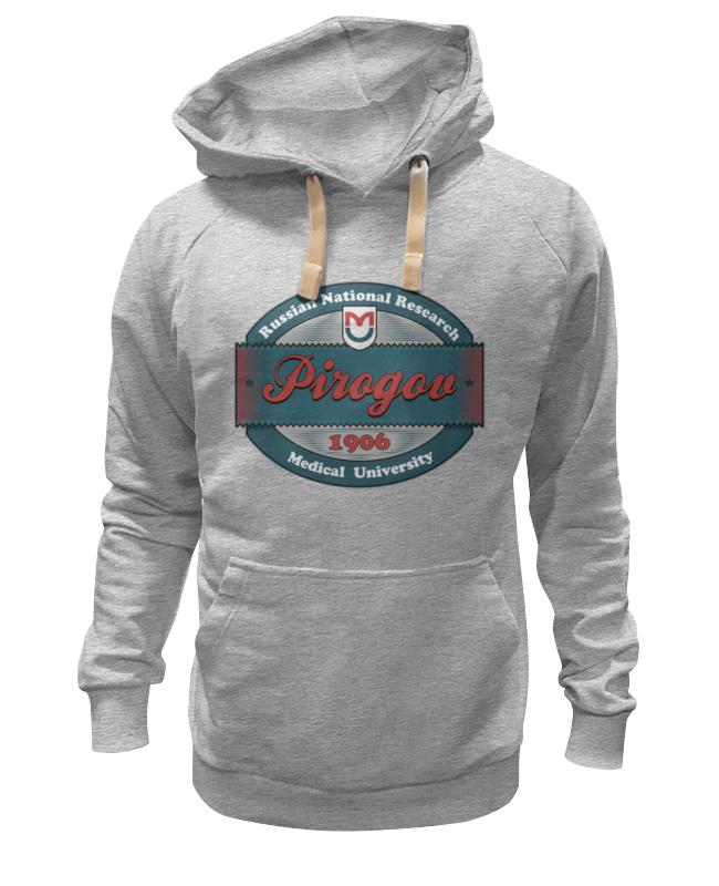 Толстовка Wearcraft Premium унисекс Printio Ргму пирогова футболка wearcraft premium printio ргму пирогова
