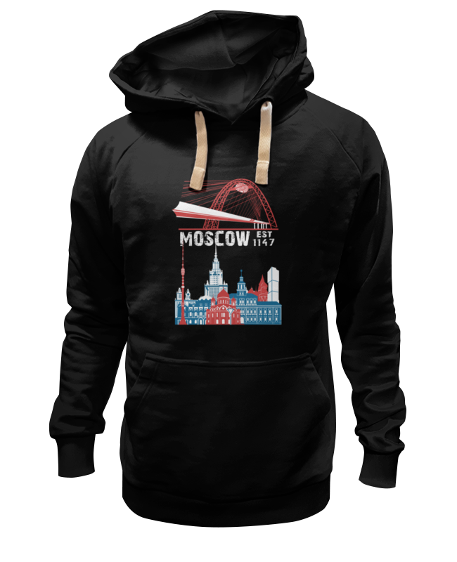 цена Printio Moscow. establshed in 1147 онлайн в 2017 году