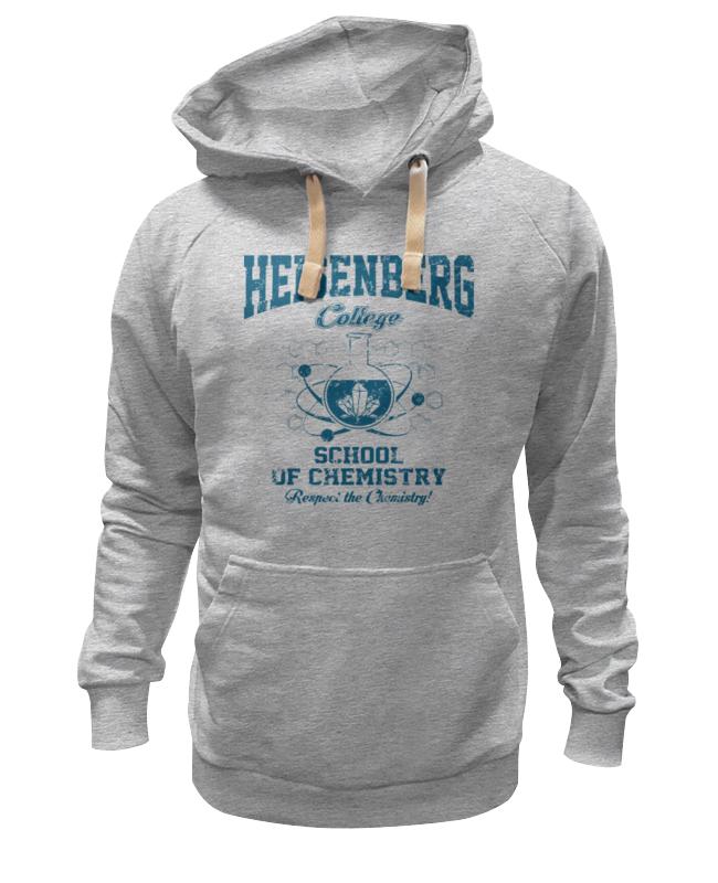 Толстовка Wearcraft Premium унисекс Printio Heisenberg college