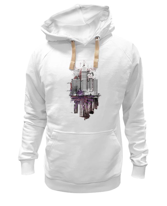 Толстовка Wearcraft Premium унисекс Printio City art цена