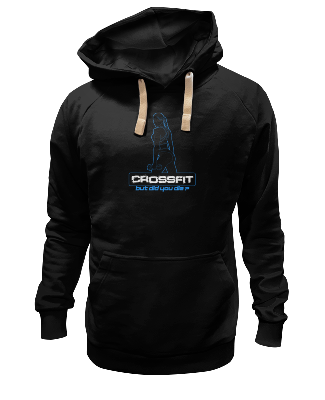 Толстовка Wearcraft Premium унисекс Printio Фитпит.рф - спортивное питание
