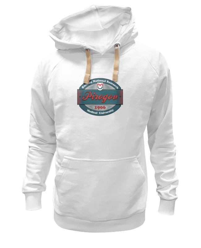 Толстовка Wearcraft Premium унисекс Printio Мужская ргму пирогова футболка wearcraft premium printio ргму пирогова