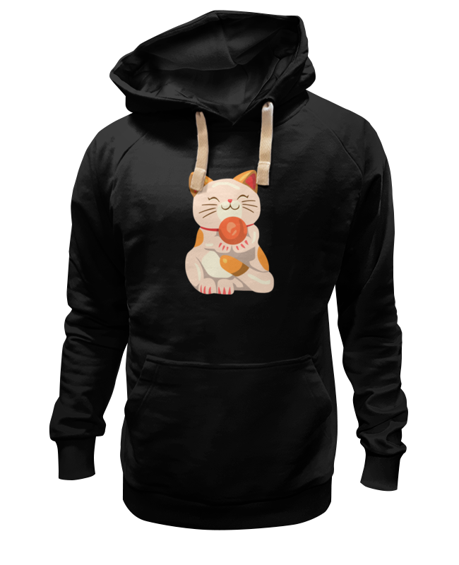 Толстовка Wearcraft Premium унисекс Printio Милый котик толстовка wearcraft premium унисекс printio котик
