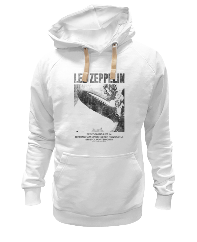 Толстовка Wearcraft Premium унисекс Printio Led zeppelin виниловая пластинка led zeppelin led zeppelin 3lp