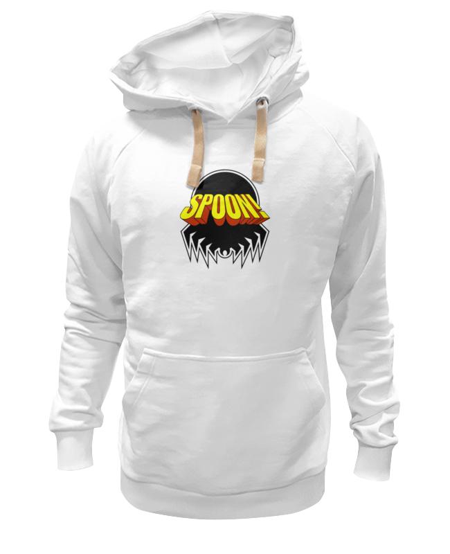 Толстовка Wearcraft Premium унисекс Printio Тик-герой (spoon) детская футболка классическая унисекс printio тик герой spoon