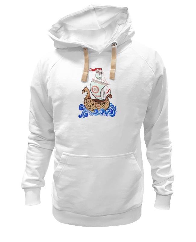 Толстовка Wearcraft Premium унисекс Printio Ладья футболка wearcraft premium printio ладья
