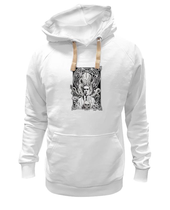Толстовка Wearcraft Premium унисекс Printio Howard lovecraft t-shirt футболка wearcraft premium slim fit printio howard lovecraft t shirt