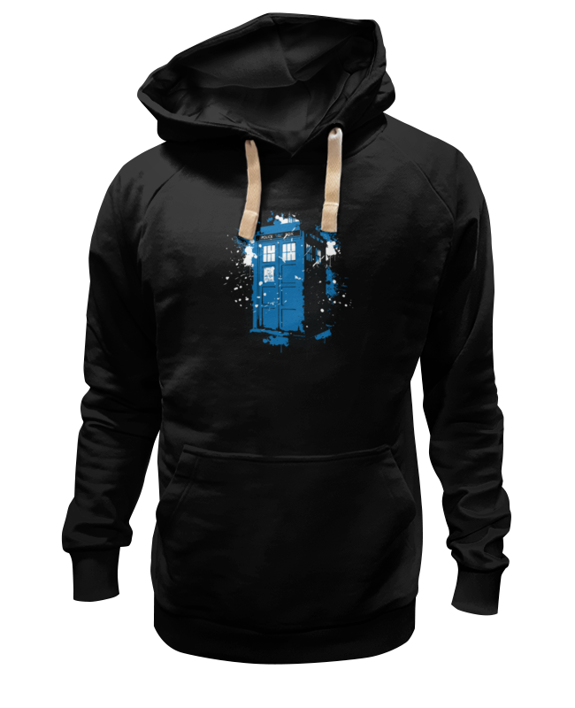Толстовка Wearcraft Premium унисекс Printio Tardis ink худи print bar tardis ink