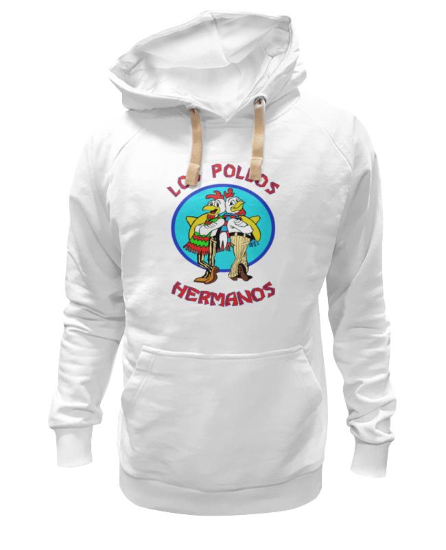 Толстовка Wearcraft Premium унисекс Printio Los pollos hermanos (breaking bad) футболка wearcraft premium printio los angeles kings nhl usa