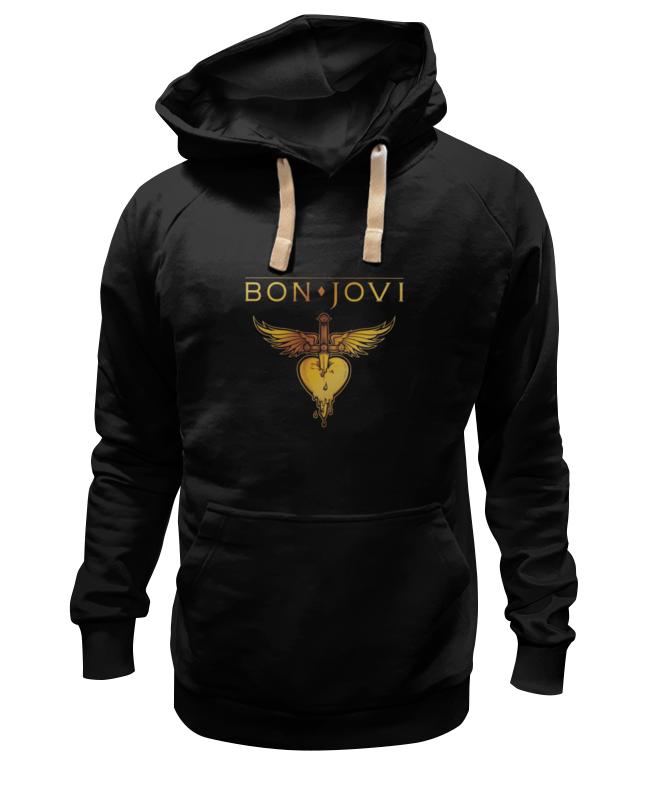 Толстовка Wearcraft Premium унисекс Printio Bon jovi виниловая пластинка bon jovi new jersey