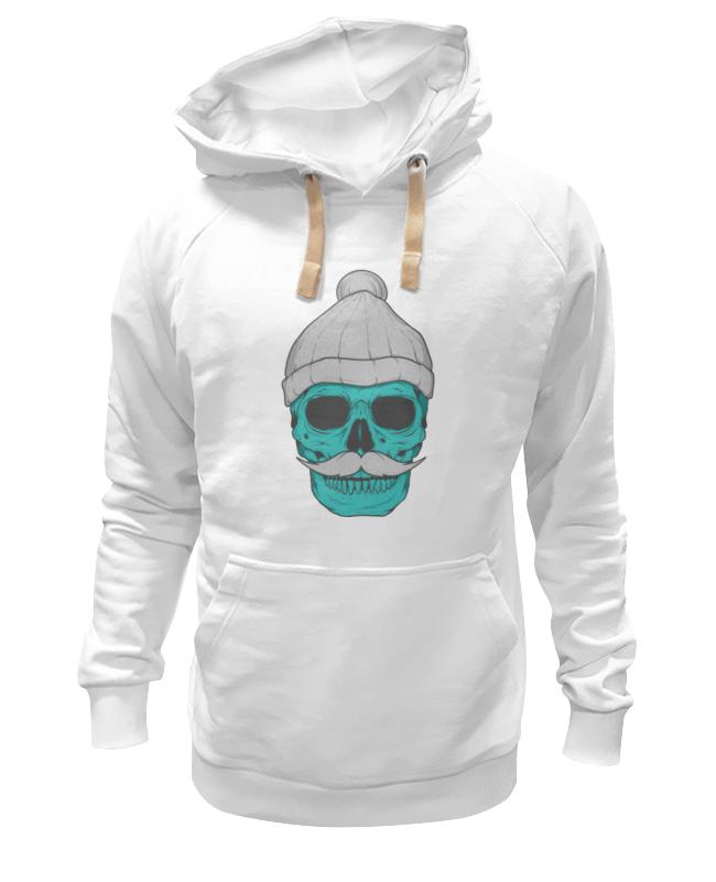 Printio Hipster skull цены