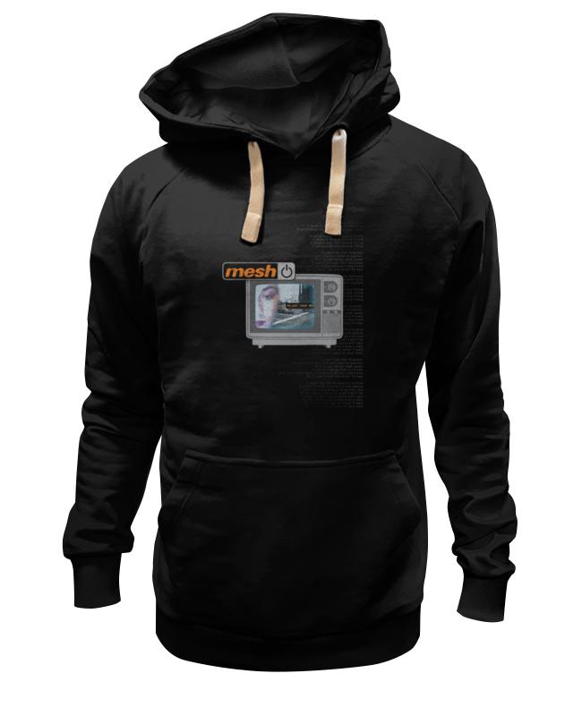Толстовка Wearcraft Premium унисекс Printio Mesh / adjust your set black mesh applique lingerie set