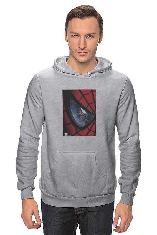 Толстовка Wearcraft Premium унисекс Printio Spider man / человек паук spider man человек паук на боевой машине page 3