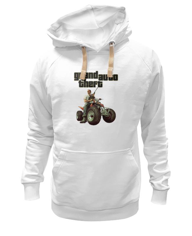 Толстовка Wearcraft Premium унисекс Printio Gta. цены онлайн