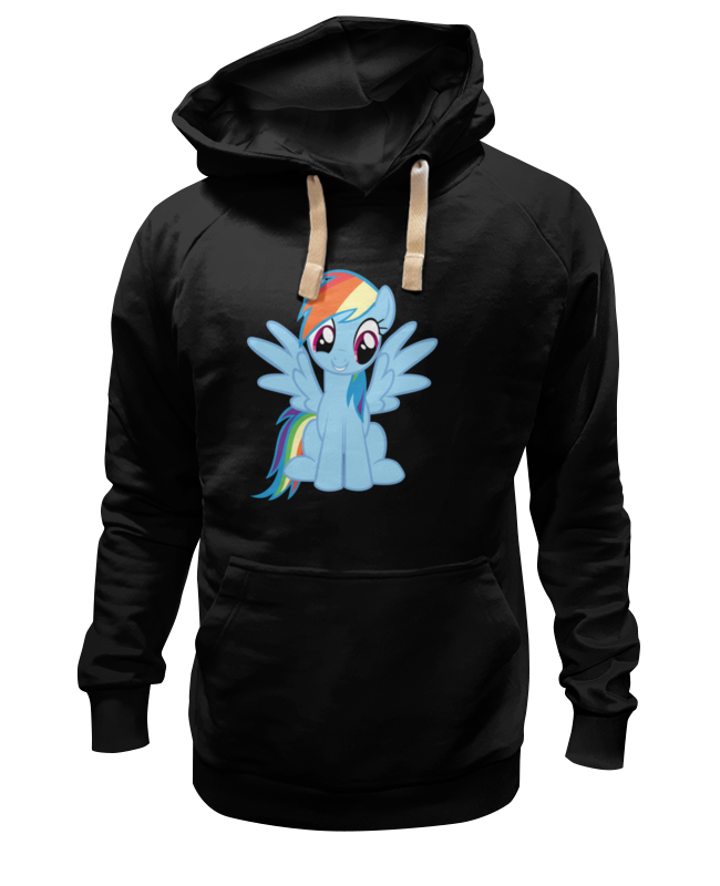 Printio Rainbow dash толстовка wearcraft premium унисекс printio battlefriend 3 assault dash
