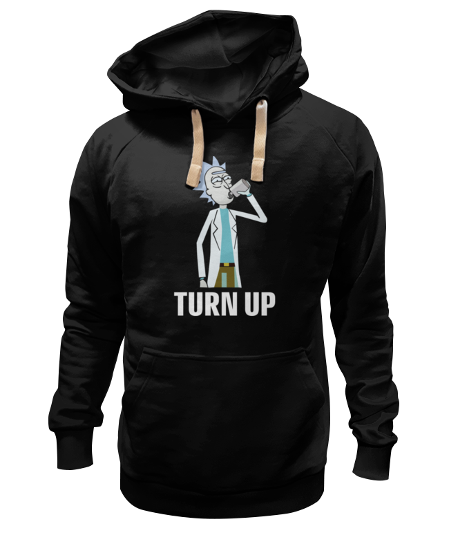 Толстовка Wearcraft Premium унисекс Printio Рик и морти (rick and morty)