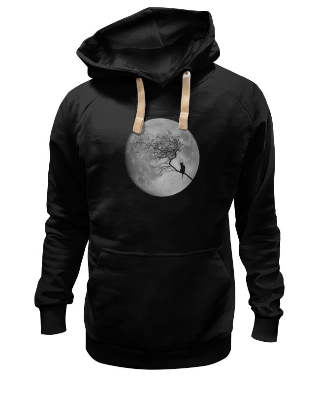 Толстовка Wearcraft Premium унисекс Printio Лунная ночь макдональд г как упорядочить свой внутренний мир