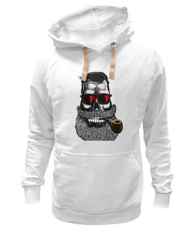 Толстовка Wearcraft Premium унисекс Printio Череп в очках комод giovanni belcanto lux caramel