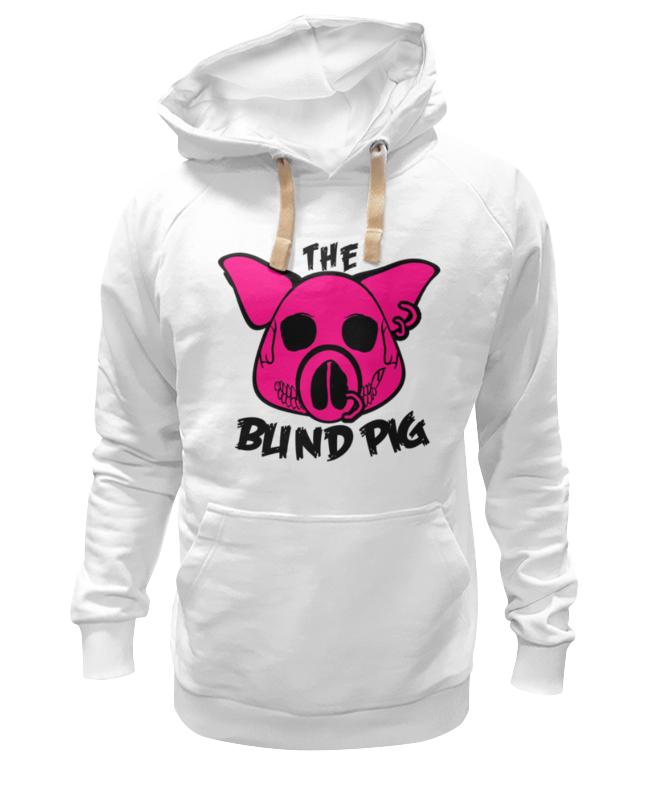 Толстовка Wearcraft Premium унисекс Printio The blind pig #2 футболка blind snake in the grass purple