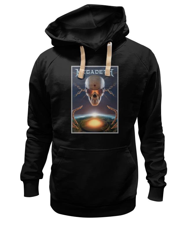 Толстовка Wearcraft Premium унисекс Printio Megadeth band