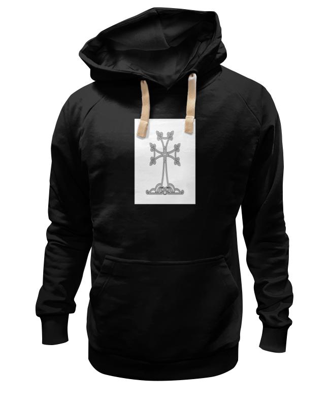 Толстовка Wearcraft Premium унисекс Printio Армянский крест