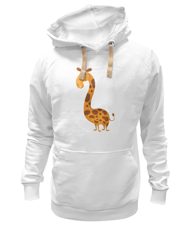 купить Толстовка Wearcraft Premium унисекс Printio Прикольный жираф недорого