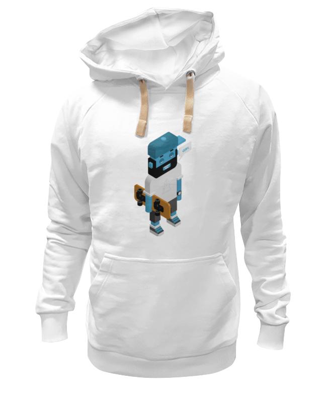 Толстовка Wearcraft Premium унисекс Printio Skateboarder