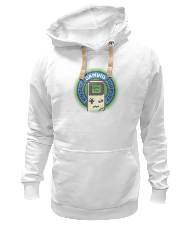Толстовка Wearcraft Premium унисекс Printio Gameboy [50set lot] for nintendo gameboy series game cartridge housing shell replacing cover case for gb gbc gba sp
