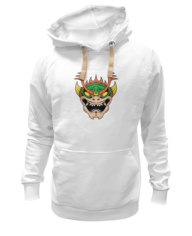 Толстовка Wearcraft Premium унисекс Printio Дракон футболка wearcraft premium printio китайский дракон