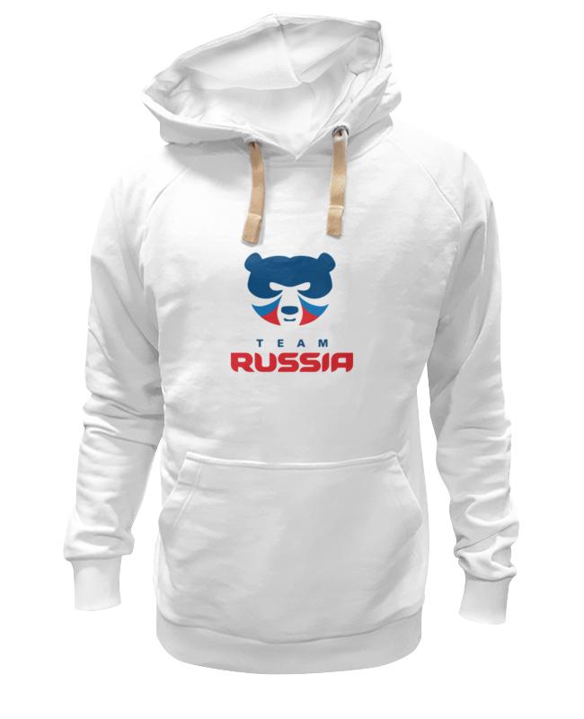 Толстовка Wearcraft Premium унисекс Printio Russia team футболка wearcraft premium printio russia team