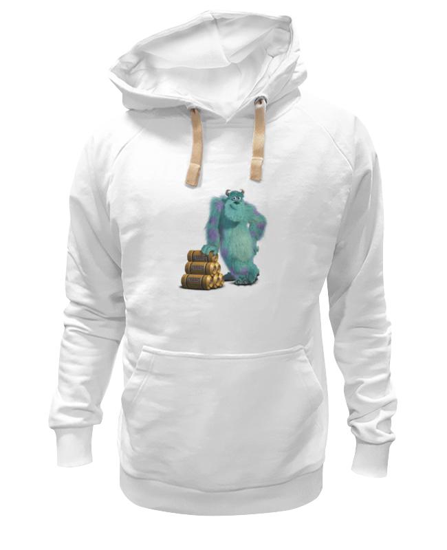 Толстовка Wearcraft Premium унисекс Printio Джеймс пи салливан (салли) футболка классическая printio джеймс пи салливан салли