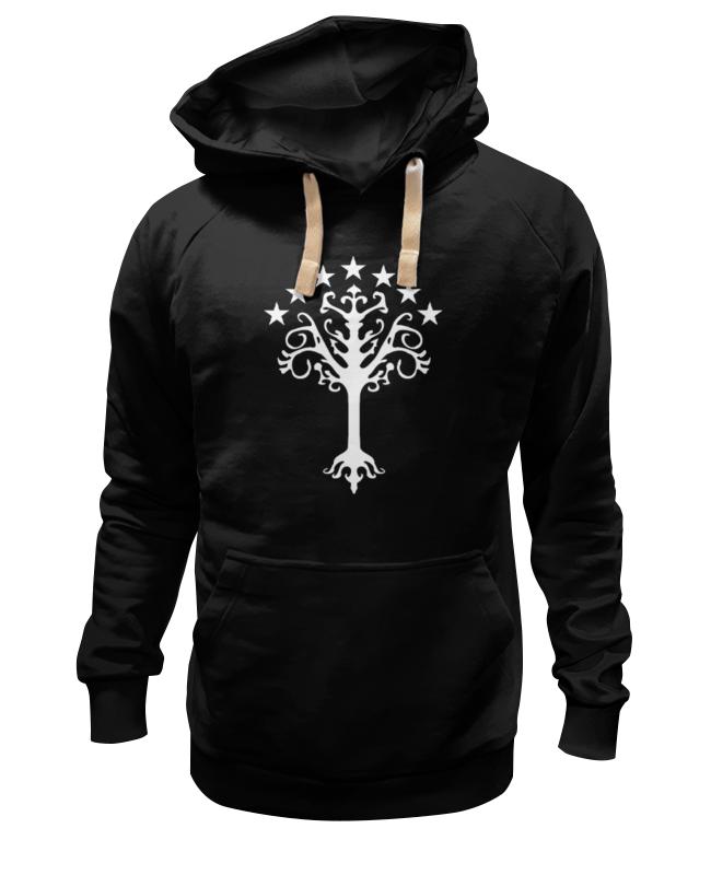 Толстовка Wearcraft Premium унисекс Printio White tree of gondor толстовка wearcraft premium унисекс printio white tree
