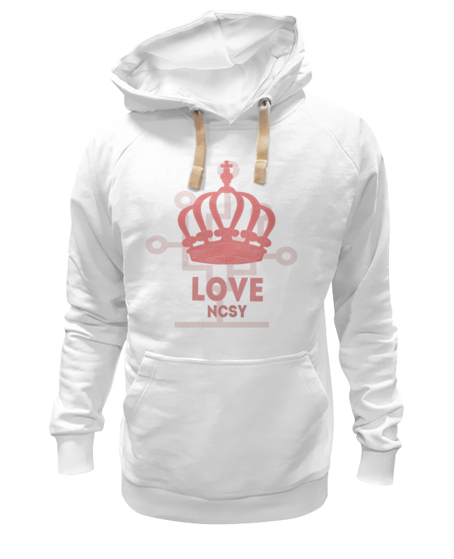 цена на Толстовка Wearcraft Premium унисекс Printio Sivius ncsy hoodie