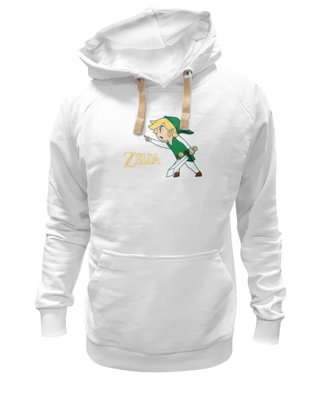 Толстовка Wearcraft Premium унисекс Printio Link (legend of zelda) детская футболка классическая унисекс printio link legend of zelda