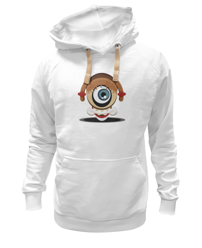 Толстовка Wearcraft Premium унисекс Printio Кожаное лицо