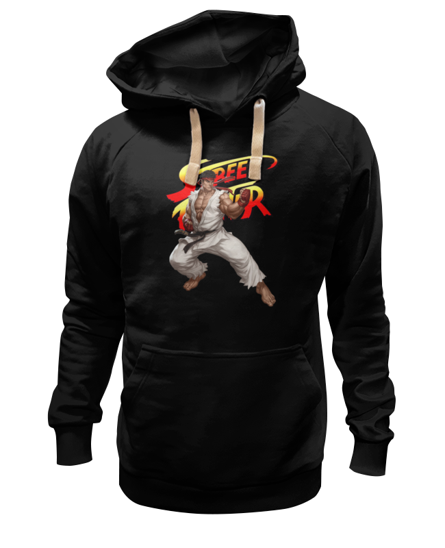 Толстовка Wearcraft Premium унисекс Printio Street fighter ryu толстовка wearcraft premium унисекс printio ryu street fighter